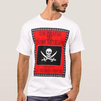 T-shirt Visibilité directe Piratas 2012 #2