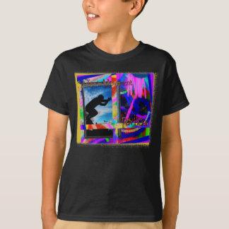 T-shirt Vision dans le mouvement : Parkour
