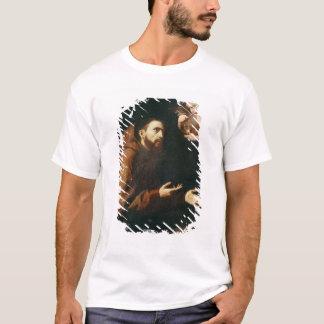T-shirt Vision de St Francis d'Assisi