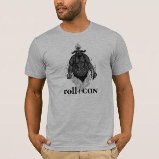 T-shirt Visite 2013 de convention du monde de cachot