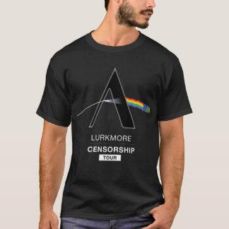 T-shirt Visite 2016 (obscurité) de censure de Lurkmore