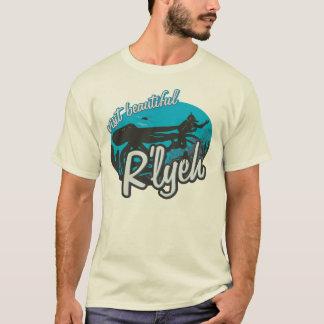 T-shirt Visite beau R'lyeh