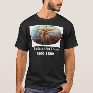 T-shirt Visite d'abolitionniste de John Brown