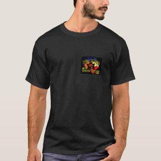 T-shirt Visite de Tonk de Honky de hors-la-loi de pays de