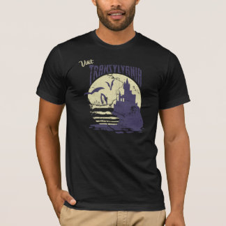 T-shirt Visite la Transylvanie !