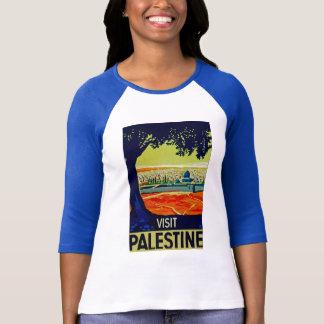 T-shirt Visite Palestine