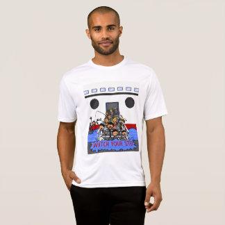 T-shirt Visiteur de bateau de croisière des Îles Caïman