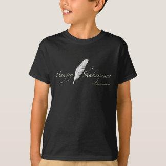 T-shirt Vitesse affamée de Shakespeare Zazzle