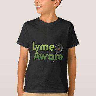 T-shirt Vitesse avertie de Lyme