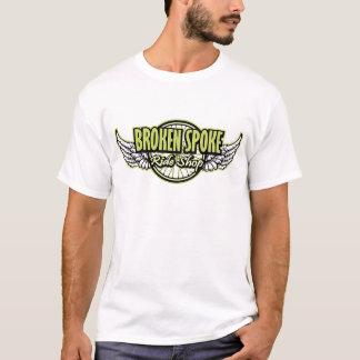T-shirt Vitesse cassée de magasin de tour de rai