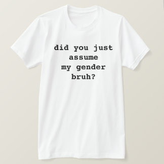 T-shirt Vitesse de SJW