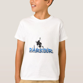 T-shirt Vitesse urbaine de Parkour