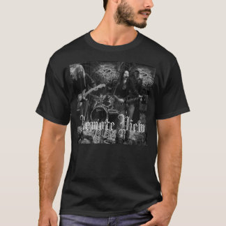 """T-shirt vivant """"de vue à distance"""""""