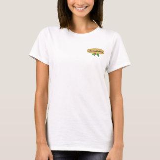 T-shirt Vivant le rêve pour des dames