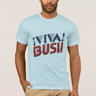 T-SHIRT VIVATS BUSH - .PNG