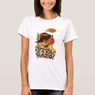 T-shirt Vivats Gato !