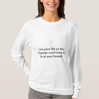 T-shirt Vivent votre vie