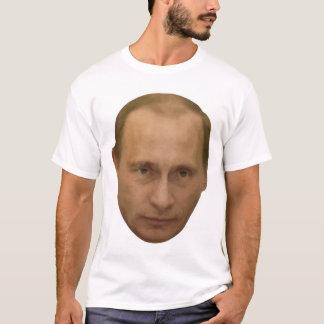 T-shirt Vladimir Poutine FONT FACE