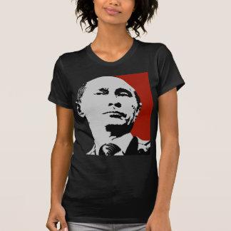 T-shirt Vladimir Poutine rouge