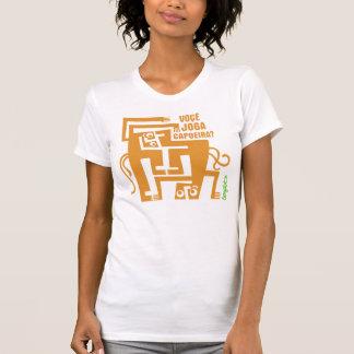 T-shirt Você Joga Capoeira ?