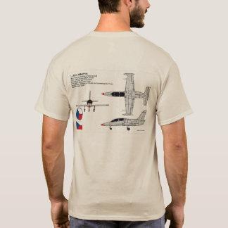 T-shirt Vodochody aérien L-39 Albatros