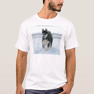 T-shirt Voici le problème