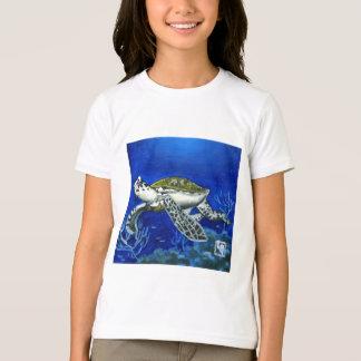 T-shirt Voies de tortue