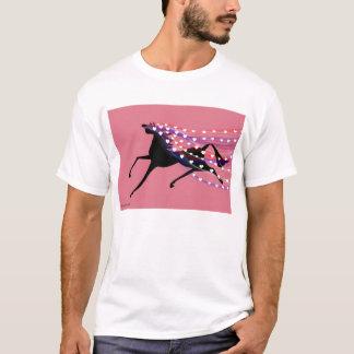 T-shirt Voile de HorseWithValentine