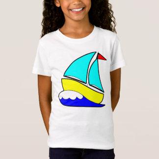 T-Shirt Voilier lunatique