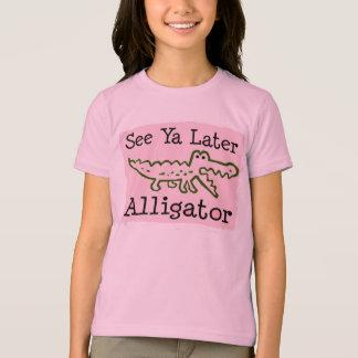 T-shirt Voir le plus défunt alligator de Ya