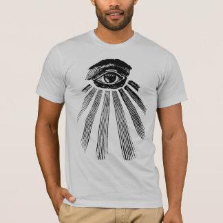 T-shirt Voir profondément le voyage