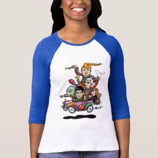 T-shirt Voiture '16 de clown de GOP