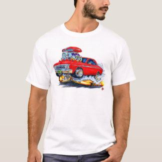 T-shirt Voiture 1964 de rouge de Plymouth