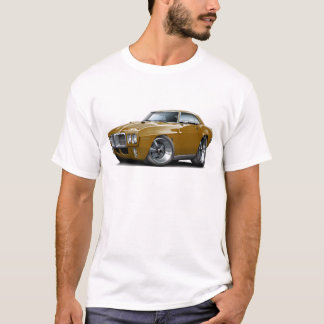 T-shirt Voiture 1969 de Firebird Brown