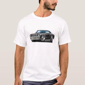 T-shirt Voiture 1970 noire de Monte Carlo