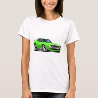 T-shirt Voiture 1971-72 de chaux de javelot