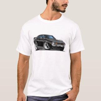 T-shirt Voiture 1971-72 noire de javelot