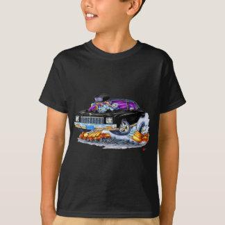 T-shirt Voiture 1971 noire de Monte Carlo