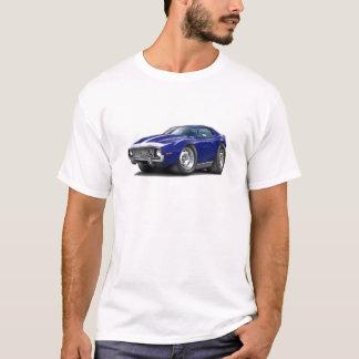 T-shirt Voiture 1973-74 Bleu-Blanche du DK de javelot