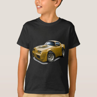 T-shirt Voiture 1979-81 d'or du transport AM