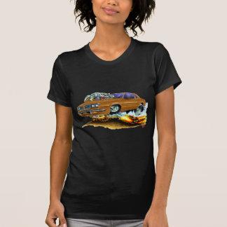 T-shirt Voiture 1983-88 de Brown de sabre d'abordage