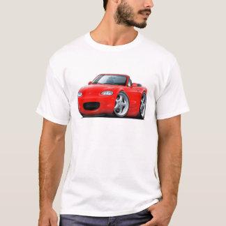 T-shirt Voiture 1999-05 de rouge de Miata