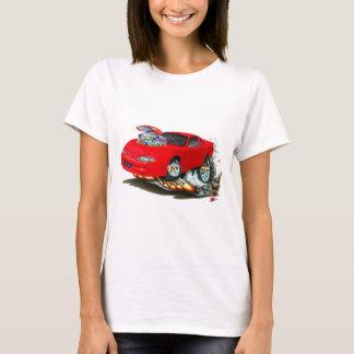 T-shirt Voiture 2000-05 de rouge de Monte Carlo