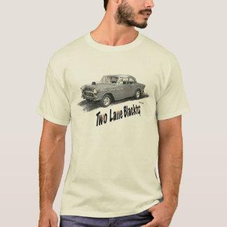 T-shirt Voiture À DEUX VOIES de film d'ASPHALTE