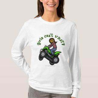 T-shirt Voiture à quatre roues foncée