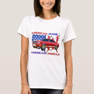 T-shirt Voiture américaine de muscle