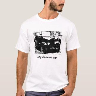 T-shirt voiture ancienne 4,    ma voiture de rêve