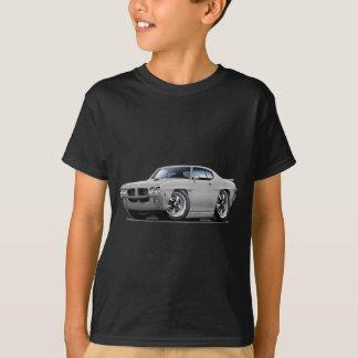 T-shirt Voiture argentée de 1970 GTO