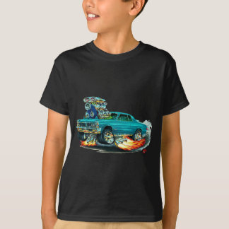 T-shirt Voiture de 1965 GTO Teal