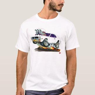 T-shirt Voiture de blanc de javelot d'AMC